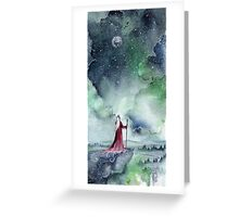 Woodland Realm Greeting Card