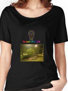 Speed of Light Women's Relaxed Fit T-Shirt