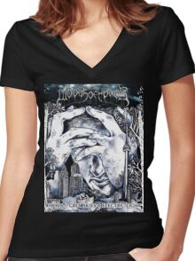 Woods Of Ypres Woods 5 Women's Fitted V-Neck T-Shirt