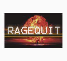 Ragequit One Piece - Short Sleeve