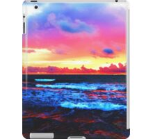 Scenic Shoreline Sunrise iPad Case/Skin