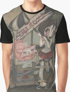 Harsh Happenings Graphic T-Shirt