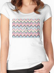 A ChevronY Women's Fitted Scoop T-Shirt