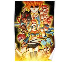 Celestial Wizard Lucy Poster