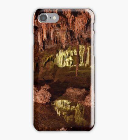 Reflecting pool – Lehman Caves iPhone Case/Skin