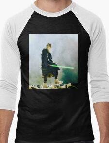 Travis Scott Jedi  Men's Baseball ¾ T-Shirt