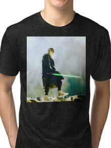Travis Scott Jedi  Tri-blend T-Shirt