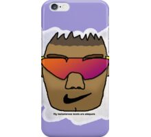 The Alpha Male iPhone Case/Skin