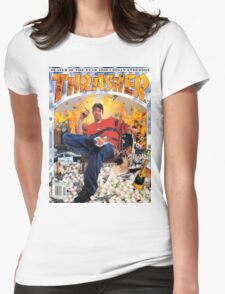 Thrasher Brian Anderson 1999 Womens Fitted T-Shirt