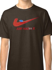 Kazoo kid - Just Kazoo It (Nike style) (faced) Classic T-Shirt
