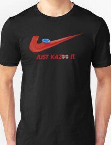 Kazoo kid - Just Kazoo It (Nike style) (faced) T-Shirt
