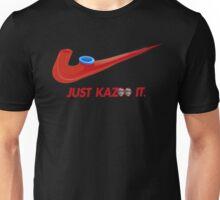 Kazoo kid - Just Kazoo It (Nike style) (faced) Unisex T-Shirt