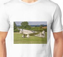 Percival Type E2H Mew Gull G-AEXF taxying in Unisex T-Shirt