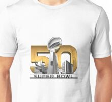 Super Bowl 50 Unisex T-Shirt