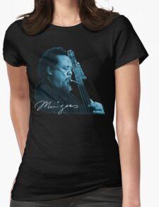 Charles Mingus T-Shirt Womens Fitted T-Shirt