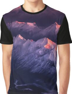Fire In Ice Graphic T-Shirt