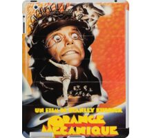 A Clockwork Orange French Poster iPad Case/Skin