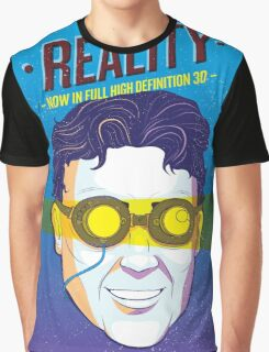 Reality Graphic T-Shirt