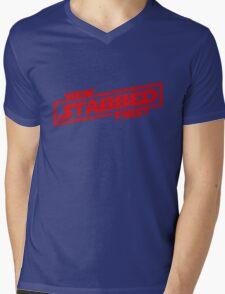 Ben Stabbed First Mens V-Neck T-Shirt