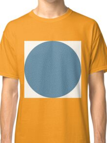 psychedelic spiral Classic T-Shirt