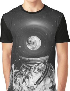 Black & White Collection -- Universe Creator Graphic T-Shirt