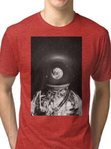 Black & White Collection -- Universe Creator Tri-blend T-Shirt