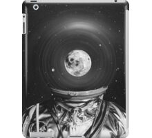 Black & White Collection -- Universe Creator iPad Case/Skin