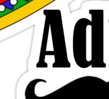 adios felicia Sticker