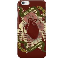 new and improved iPhone Case/Skin