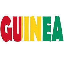 Guinea Photographic Print