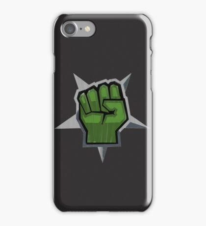 Spartan Beatdown  iPhone Case/Skin