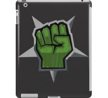 Spartan Beatdown  iPad Case/Skin