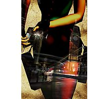 Lara Croft Tomb Raider 3 Photographic Print