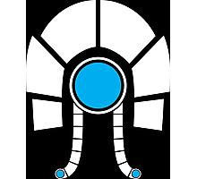 Mass Effect - Legion (White) Photographic Print