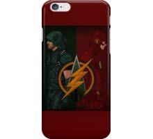 Flarrow - Arrow and Flash iPhone Case/Skin