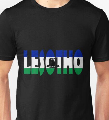 Lesotho Unisex T-Shirt