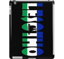 Lesotho iPad Case/Skin