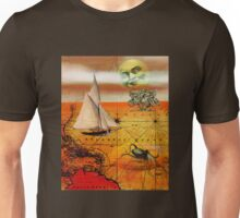 Map and Legend Unisex T-Shirt