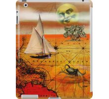 Map and Legend iPad Case/Skin