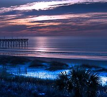 Twilight on the Atlantic by tammyhopson