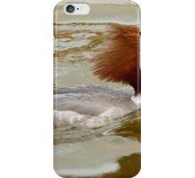 Gorgeous red head iPhone Case/Skin