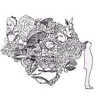 Alice in Wonderland by Matteo Giovinazzo