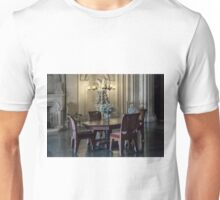 Penrhyn castle- Table and chairs Unisex T-Shirt