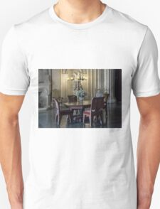 Penrhyn castle- Table and chairs T-Shirt