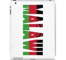 Malawi iPad Case/Skin
