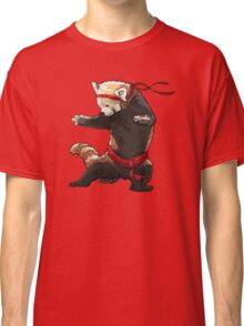 Red Panda FIGHT Classic T-Shirt