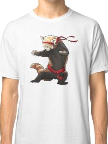 Red Panda FIGHT Classic T-Shirt