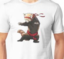 Red Panda FIGHT Unisex T-Shirt
