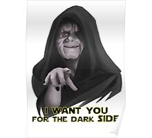 Star Wars - Join the Dark Side Poster