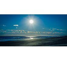 Sunny Seaside Photographic Print